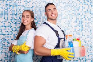 Good hygiene routines around the house are essential to fighting off the growth of mold.
